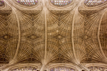Cambridge Cathedral Ceiling