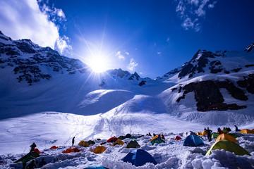 アルプス 登山 雪山 涸沢 穂高 槍ヶ岳