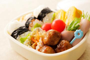 お弁当 Japanese lunch box
