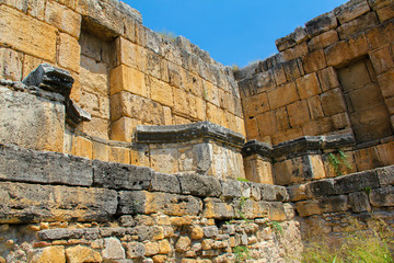 Printed roller blinds Ruins The Ruins Of Hierapolis