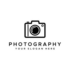 Camera icon, Photography Icon Logo Vector