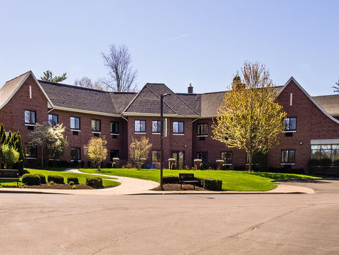 Retirement and assisted living facility