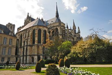 Reims, la cattedrale di Notre-Dame - Francia