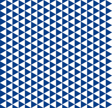 Seamless abstract geometric triangle pattern background.