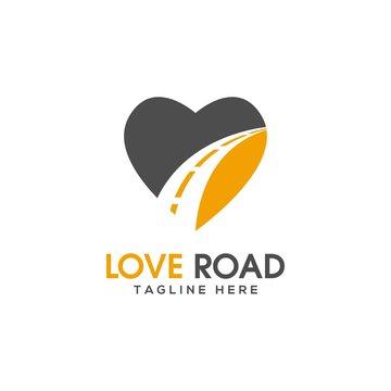 road logo vector design