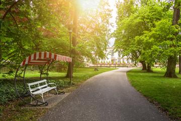 Kurpark Bad Nauheim