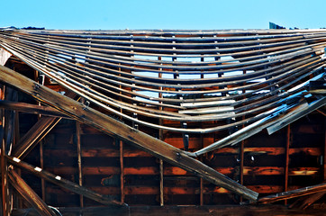 Rafter Collapse