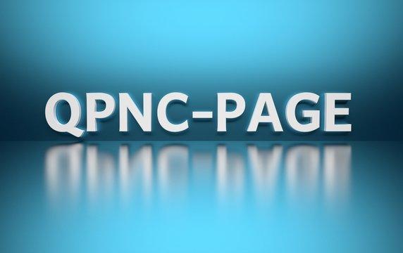 Word QPNC-PAGE