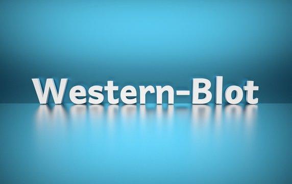 Word Western Blot