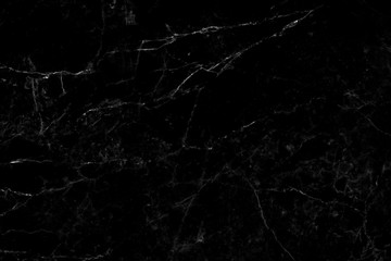black marble pattern texture natural background, Interiors marble stone wall .