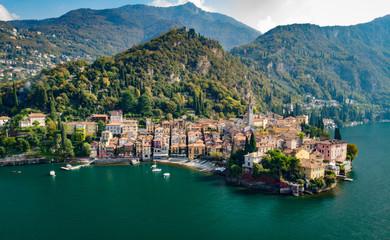 Varenna Italy, lake Como