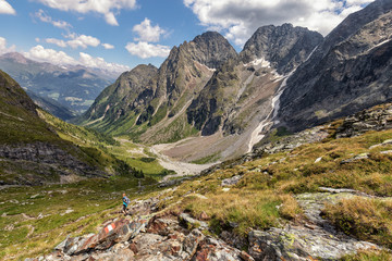 Hiking in the Alps, Austria, Gradental, xxl+more: bartussek.xmstore