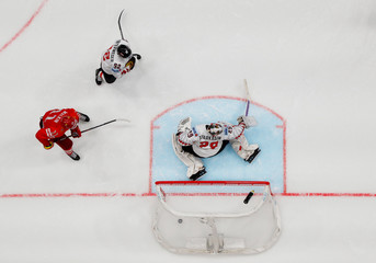 Ice Hockey World Championships - Group B - Russia v Austria