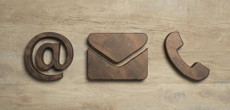 Contact Symbol