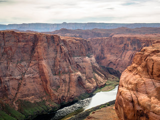 Printed roller blinds Canyon Popular nature geographical tourist attraction near grand canyon Page Arizona