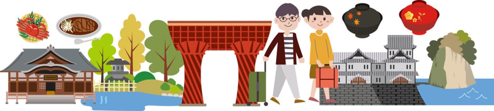 石川県 旅行
