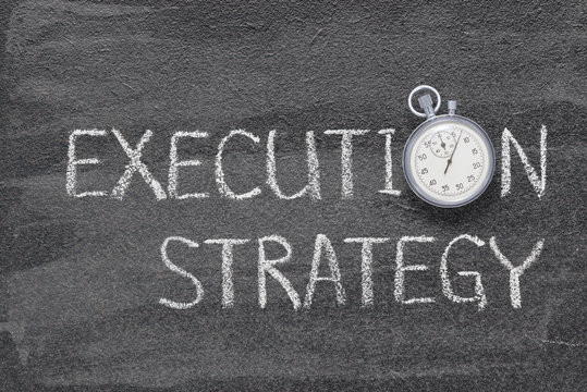 execution strategy watch