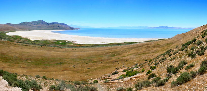 Antelope Island in Salt Lake City, Utah