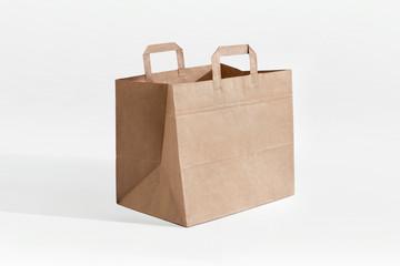 Kraft Take Away Paper Bag Small