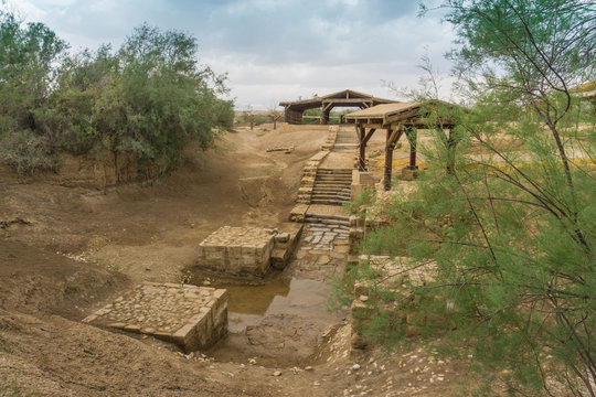The Baptism Site of Jordan, Jordan river