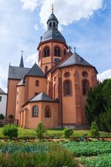 Die Einhardbasilika in Seligenstadt