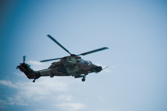 Military Helicopter: Eurocopter