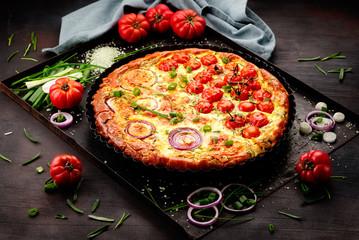 tomaten tart
