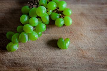 heart shape grape
