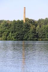 Schlott am Ufer