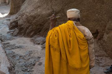ラリベラ エチオピア人