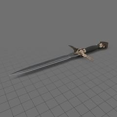 Antique dagger 3