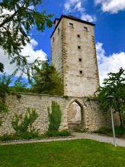 Schurkenturm in Horb am Neckar (Baden-Württemberg)