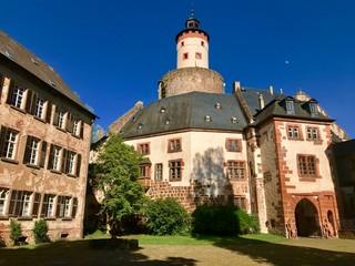 Schloss in Büdingen (Hessen)