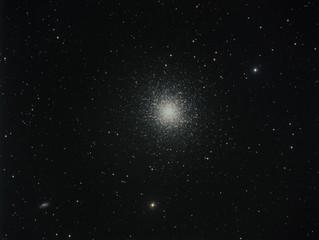 great star cluster of hercules