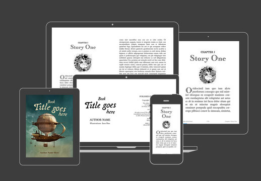 Classic Book for Reflowable ePub eBooks