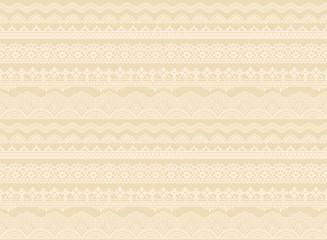 刺繍レース ベージュ リネン 広告背景