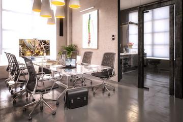 Office Design: Meeting Area
