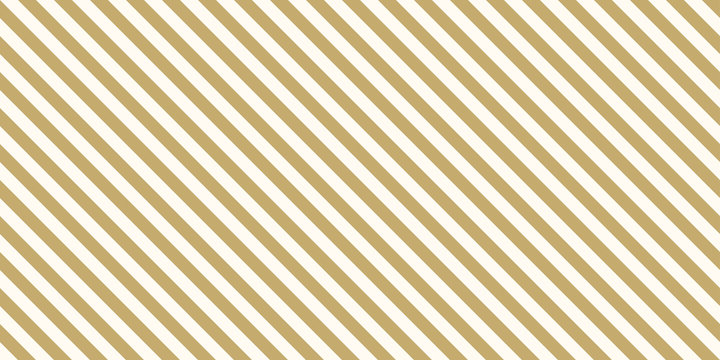 Background pattern seamless geometric diagonal stripe abstract gold luxury color vector.