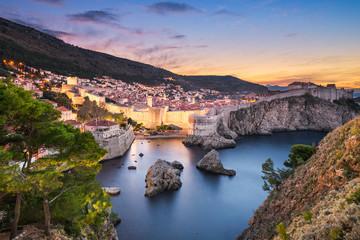 Old town of Dubrovnik, Croatia