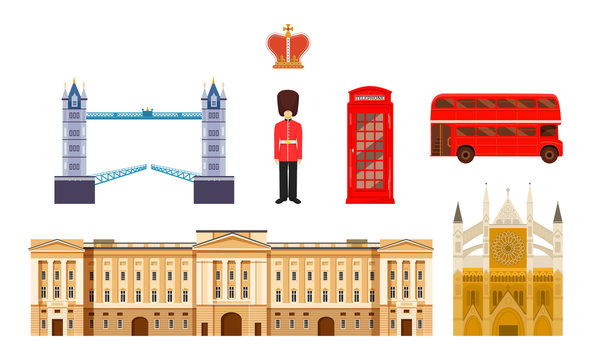 Culture, buildings and attractions of London, Great Britain, United Kingdom.