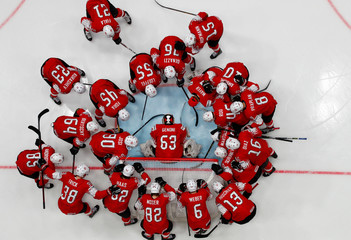 Ice Hockey World Championships - Group B - Switzerland v Norway