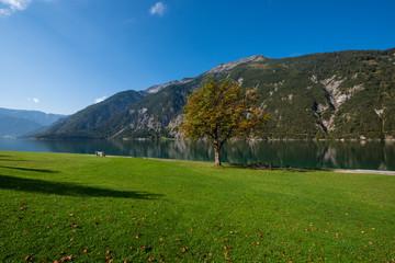 Wall Mural - Landschaft am Achensee , Tirol / Österreich