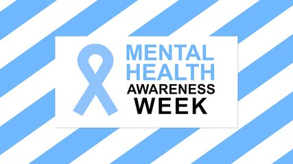 Mental Health Awareness an annual campaign highlighting awareness of mental health.