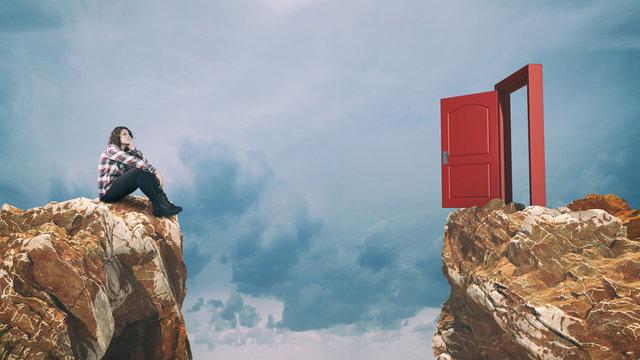 Obstacle door difficulty
