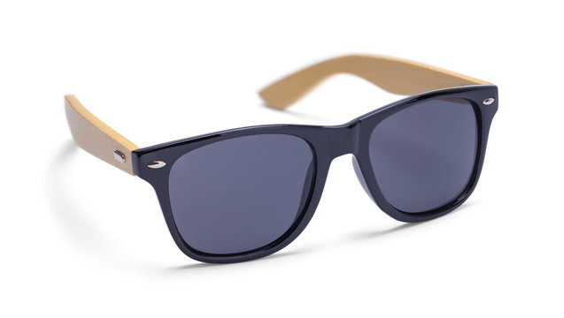 Two Tone Classic Sunglasses