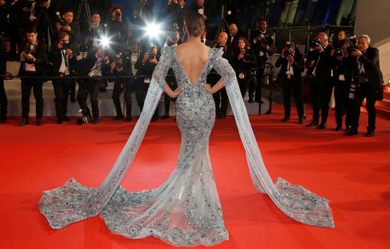 72nd Cannes Film Festival - Screening of the film Bacurau in competition - Red Carpet Arrivals