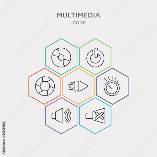 simple set of speaker mute, speakers volume, volume control, fast
