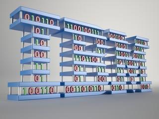 IBM data illustration