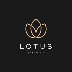 Lotus Logo Design Template