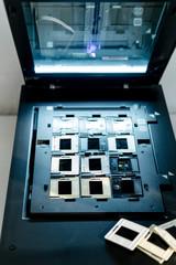 Professional scanner for frames